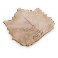 Leaves-plates (A) Sepia