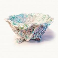 """Vase """"Savoyardy style"""" (A) Morning frost"""