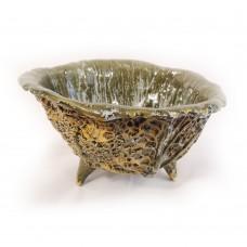 """Vase """"Savoyardy style"""" (A) Volcano"""